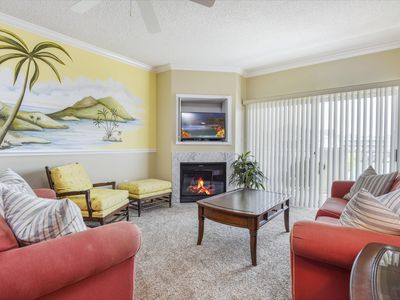 Photo for A stunning 3 Bedroom/3 Full Bath Ocean Block Condo. Beautifully appointed and in