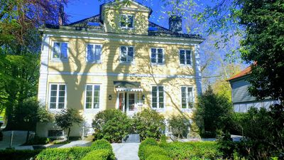 Photo for detached villa on the Außenalster (City / Messe / CCH)