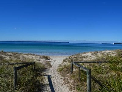 Photo for Claudis unit 1 by Jervis Bay Beach House