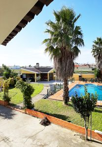 Photo for Apartment with pool, Vagos by iZiBookings