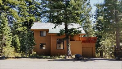 Photo for Family-Friendly, Pet-Friendly, Tree-Surrounded Tahoe City Vacation Home