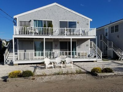 Photo for Steps from Private Beach, Spacious 2 Bed, Washer & Dryer, Pets Welcome!