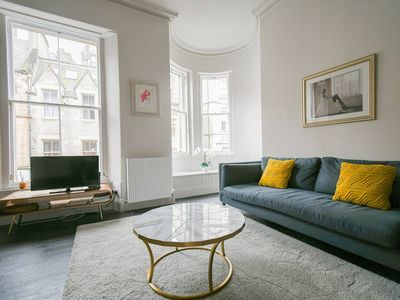 Photo for Iconic Cockburn Street 4 Bedroom Apartment: Heart of Old Town