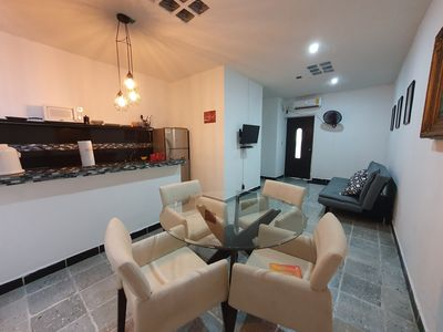 Cancun. Centrally located. Cozy upto 4 in downtown