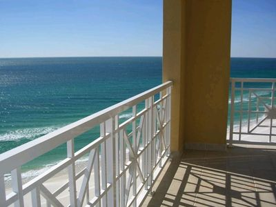 Photo for Large Balcony, Beautiful Ocean Views!