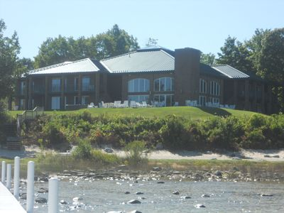 16BR Lodge Vacation Rental in Northport, Michigan #163786 ...