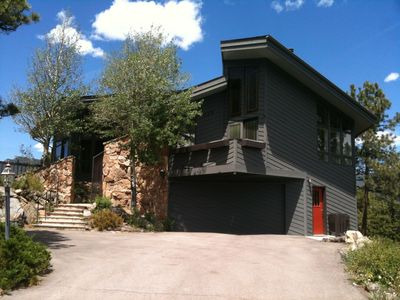 Photo for Cloud Nine!--10% off for 2019 stays.  Best views in Estes Park
