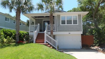 Photo for Cottage Between Intracoastal Waterway and Ocean