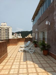 Photo for Beautiful duplex penthouse in Cove with lounge and barbecue