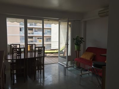 Photo for 2 room apartment 4 beds opportunity Festival