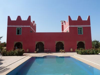 Photo for Close to Agadir, Pool, extensive garden, calmness, international guided tours