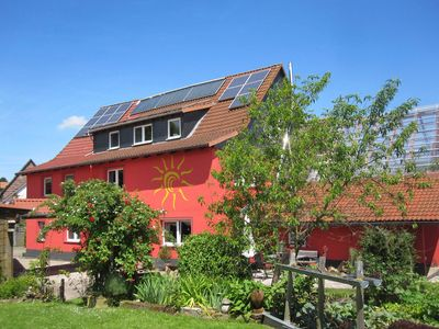 Photo for 2 double rooms - Sonnenhaus am Solling