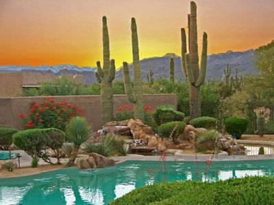 Photo for Purrfect Villa, a Slice of Picturesque Mountain, Desert Paradise