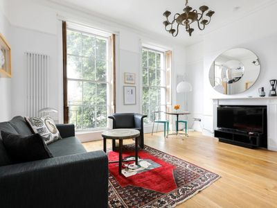 Photo for Chic apartment for 3 in South Islington
