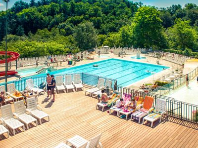 Photo for Vacation home Norcenni Girasole Club HappyCamp Stand(FNO150) in Figline Val d'Arno - 6 persons, 1 bedrooms