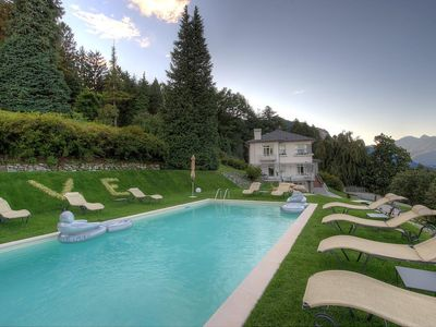 Photo for Villa Ermelinda ... with pool and spa