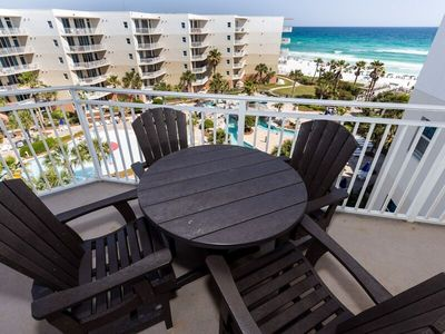 Photo for Waterscape B608 ~ Amazing views of the ocean! Beach Service!