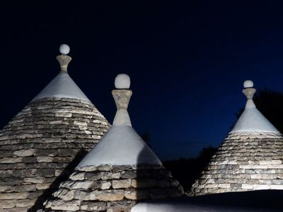 Photo for TRULLO SOPHIE - Trullo with pool