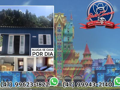 Photo for Family House for Beaches and Parque Beto Carrero