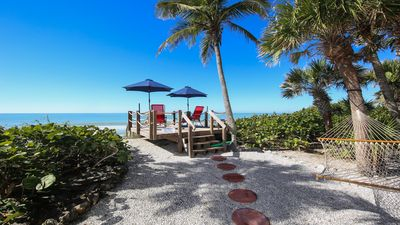 """Photo for Beachfront Summer Escape - Secluded & Peacful """"Beach House"""""""