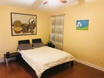Photo for New Listing! Private bed and bath.