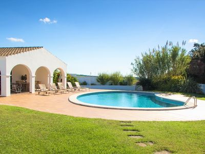 Photo for Finca Calafi Nou ❤️ Menorca dream❤️ private pool