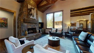 Photo for Luxury Caldera Springs home with 2 private casitas, hot tub and mini golf!!