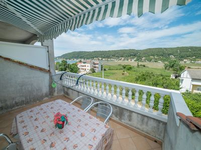 Photo for Apartment MG  A3 bordo(4+1)  - Supetarska Draga, Island Rab, Croatia