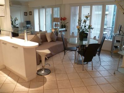 Photo for Nice 2 bedroom apartment close Martinez and Croisette