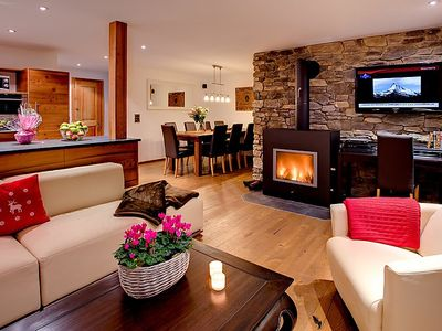 Photo for Vacation home Chalet Castor in Zermatt - 8 persons, 4 bedrooms