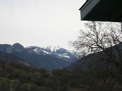 Photo for 1BR Cabin Vacation Rental in Three Rivers, California