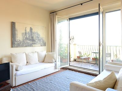 Photo for Sant'Onofrio Terrace Apartment