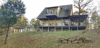 Photo for Charming Wooded Cottage near Wister State Park & Lake