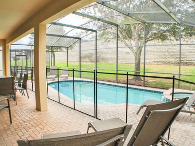 Photo for FREE Heated Pool! South Facing pool, Free Wifi, No Resort Fees, Gameroom
