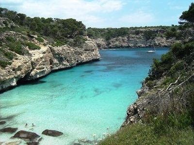 Photo for 1BR Apartment Vacation Rental in Cala Figuera