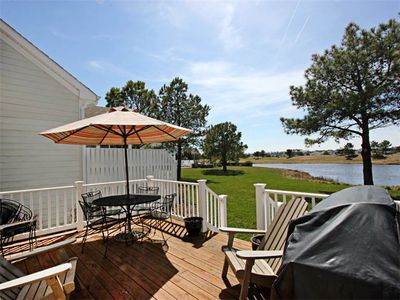 Photo for 60WIL: Updated 3BR TH in Bear Trap W/Golf & Pond Views - Pools, Golf & More...
