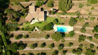 Photo for A French Villa nestled in the middle of an olive grove