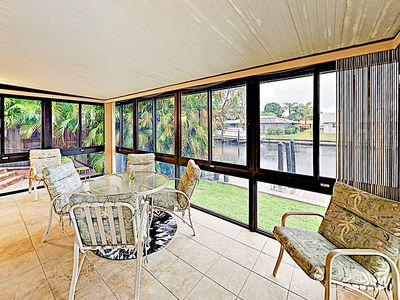 Photo for New Listing! Private Hot Tub, Dock & Kayaks at Quiet Waterfront Haven