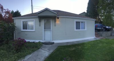 Photo for Everett - Cozy, Quiet 2 Bedroom House Close 2 Everything