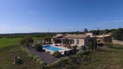 Photo for Finca Pau Verd in Santanyi - rest near the beach, directly on the site
