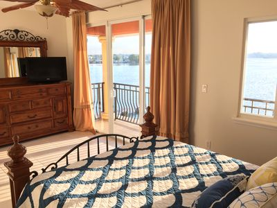 Photo for Waterfront Beach Townhouse: Best of the Beach & Bay
