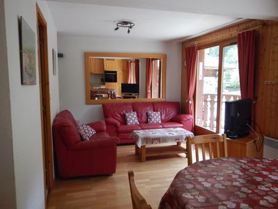 Photo for 3BR Apartment Vacation Rental in Châtel, Auvergne-Rhône-Alpes