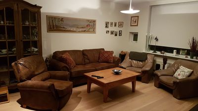 Photo for 1BR Apartment Vacation Rental in Árbær, RVK
