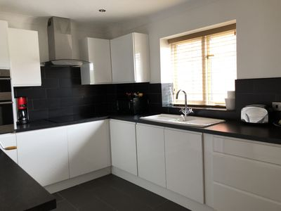 Photo for 4 bedroom luxury house with stunning views overlooking Liverpool and the river