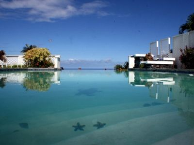 Photo for Amazing Views, Sparkling Private Pool and lots of room for the family! Please read rate notes...