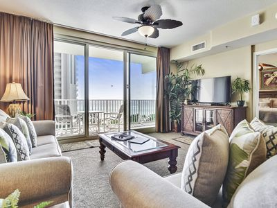 Photo for Looking for an incredible beach getaway? Stay in this luxury unit this summer
