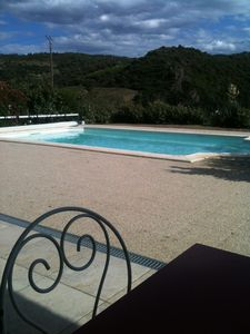 Photo for QUIET & COMFORTABLE HOLIDAY WITH BEAUTIFUL VIEW // VILLAGE RASIGUERES