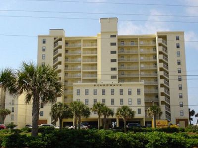 Photo for Beautiflul Ocean front condo, listen to the waves