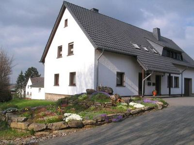 Photo for Holiday apartment Schmidtheim for 1 - 5 persons with 2 bedrooms - Holiday apartment