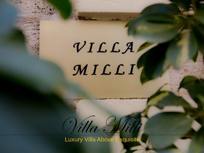 Photo for VILLA MILLI - OLD CITY OF CANEE